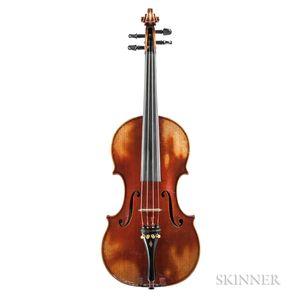 Czech Violin, John Juzek, Prague, 1929