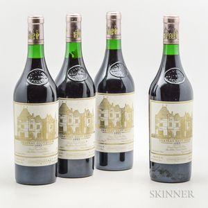Chateau Haut Brion 1983, 4 bottles