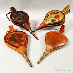 Four Pairs of Bellows