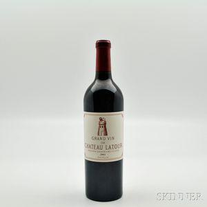 Chateau Latour 2001, 1 bottle