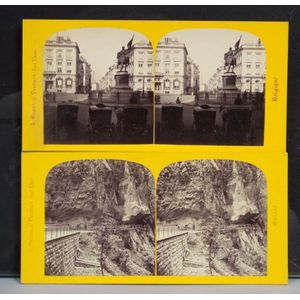 Stereoscopic Views of Europe by A. Braun