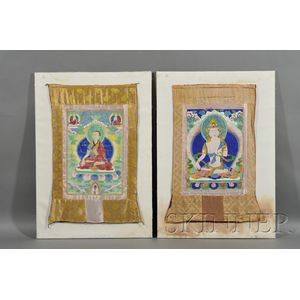 Two Thangka