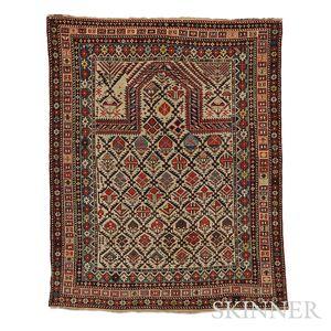 Shirvan Prayer Rug