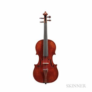 American Violin, Kurt Lothar Meisel, Owatonna, 2000