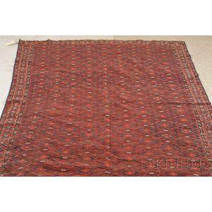 Yomud Flatweave Main Carpet