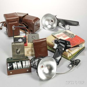 Rolleiflex Accessories and Literature