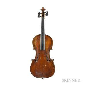 American Violin, James W. Mansfield, Boston, 1909
