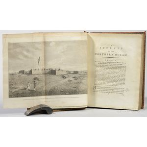 Hearne, Samuel (1745-1792) A Journey from Prince of Wales