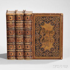 Audubon, John James (1785-1851) and Reverend John Bachman (1790-1874) The Quadrupeds of North America.