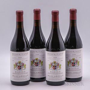 Mascarello Monprivato Barolo 2006, 4 bottles