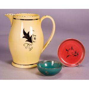 Three Wedgwood Veronese Ware Items