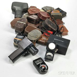 Collection of Light Meters