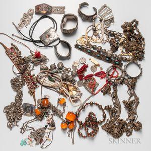 Group of International Jewelry