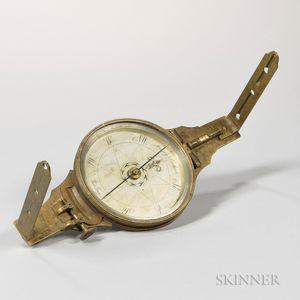 Meneely & Oothout Vernier Compass