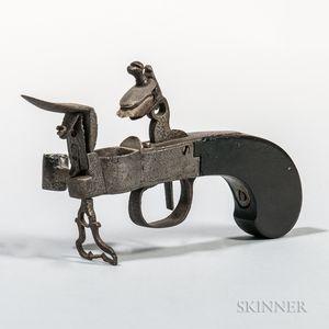 Flintlock Tinder Lighter