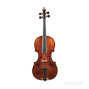 American Violin, John Loring, Thompsonville, 1890