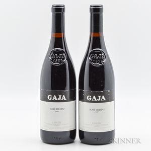 Gaja Sori Tildin 1997, 2 bottles