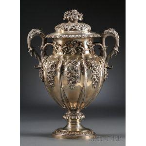 George IV Silver Urn