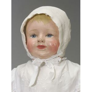 Chase Painted Cloth Baby Doll
