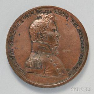 Lieutenant Robert Henley Naval Medal