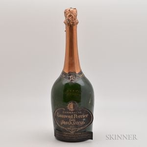 Laurent Perrier Grand Siecle 1982, 1 bottle