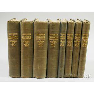 Loudon, John Claudius (1783-1843)   Arboretum et Fruitcetum Britannicum; or, the Trees and Shrubs of Britain