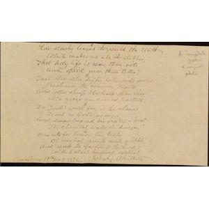 Whittier, John Greenleaf (1807-1892)