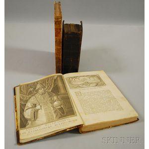 Russia, 18th Century, Orthodox Church, Law, Three Volumes: