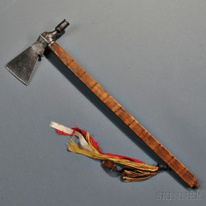 Plains Pipe Tomahawk by J. Wilson