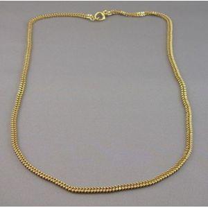 14kt Gold Fancy Link Chain