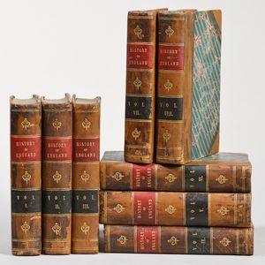 Hume, David (1711-1776) The History of England.