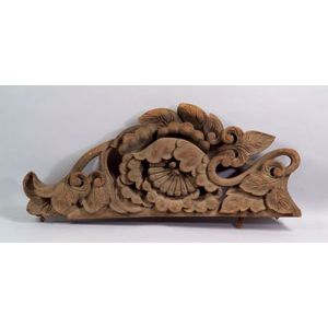 Pair of Architectural Ornaments