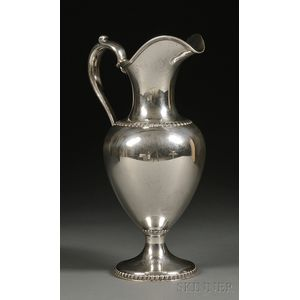 Whiting Manufacturing Co. Sterling Ewer