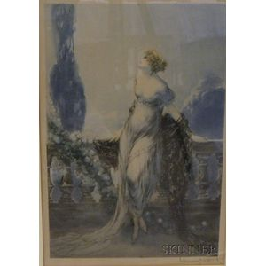 Louis Icart (French, 1888-1950)      Werther