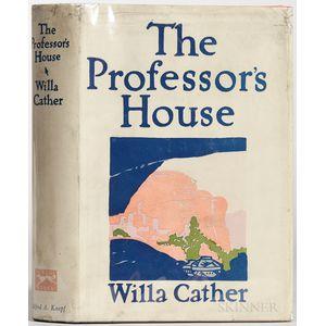 Cather, Willa (1873-1947) The Professor