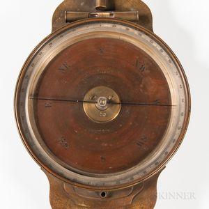 Hugo Harttmann Vernier Compass