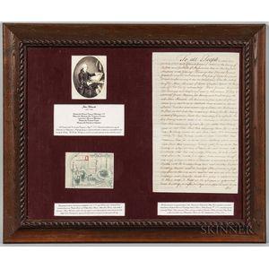 Boston Property Transfer Document Between John Hancock and Edward Greene