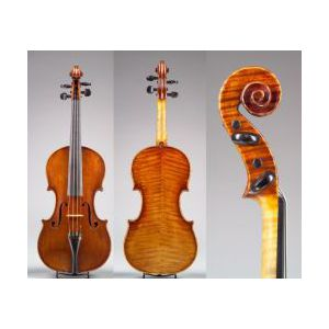 French Violin, Paul Bailly, c.1900