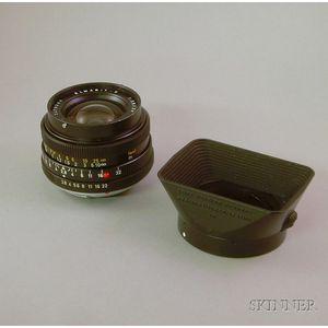 Leitz Elmarit-R f/2.8 50mm Lens No. 2479244