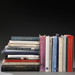 Twenty-one Books on Chinese Export Art