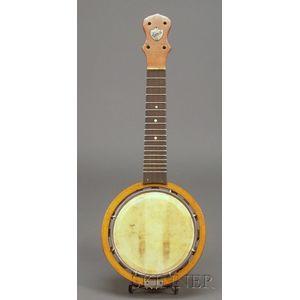 Modern Banjo-Ukulele, Alvin Keech, c. 1920