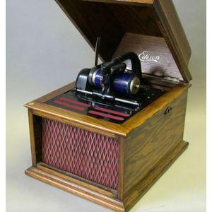 Edison Amberola 30 Phonograph