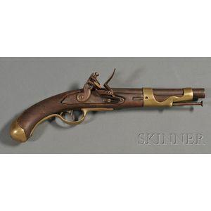 Revolutionary War-era Pistol