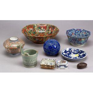 Ten Ceramics