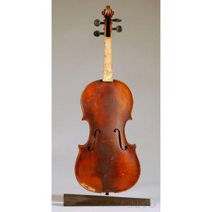 Mittenwald Violin, c. 1920