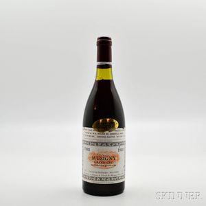 J-F Mugnier Musigny 1988, 1 bottle
