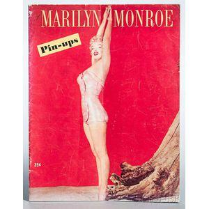 Marilyn Monroe Pin-ups   Magazine