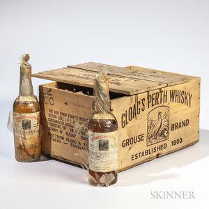 The Famous Grouse Brand, 12 4/5 quart bottles (owc)