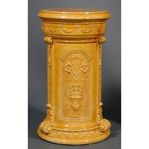 Wedgwood Majolica Pedestal