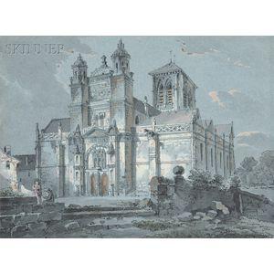 Continental School, 18th/19th Century      Vue de l